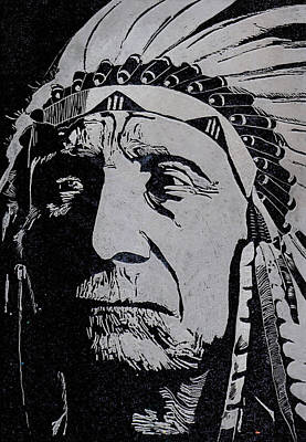 Chief Red Cloud Poster by Jim Ross