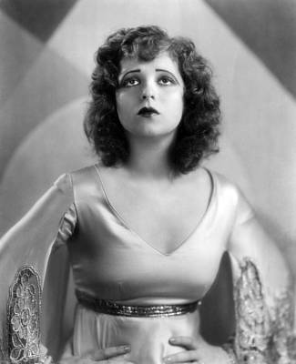 Clara Bow, 1930 Poster by Everett