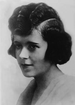Clara Smith Hamon, Secretary And Lover Poster by Everett