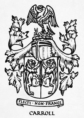 Coat Of Arms Poster by Granger