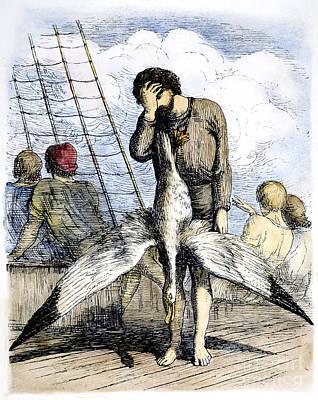 Coleridge: Mariner Poster