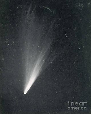 Comet West, 1976 Poster