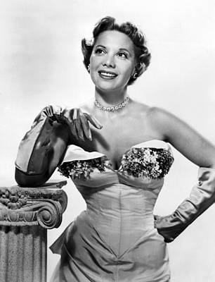 Dinah Shore, Ca. Early 1950s Poster