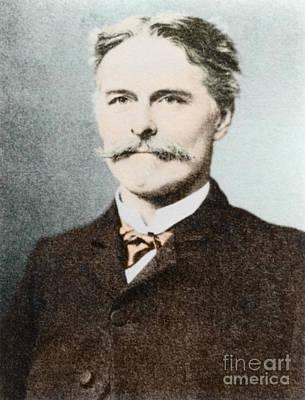 Edward Cope, American Paleontologist Poster