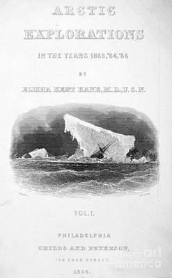 Elisha Kent Kane (1820-1857) Poster