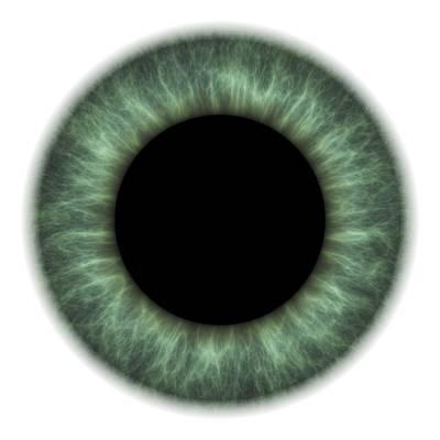 Eye Poster by Pasieka