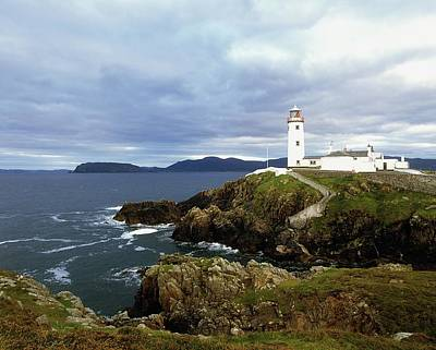 Fanad Head Lighthouse, Co Donegal Poster