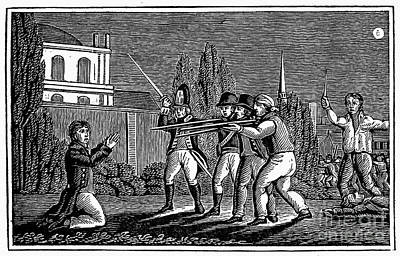 France: Persecution, 1815 Poster