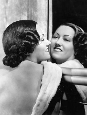 Gloria Swanson, Ca. 1930s Poster