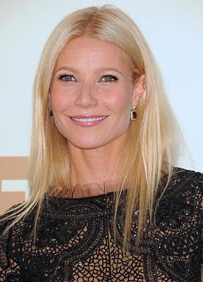 Gwyneth Paltrow At Arrivals For The Poster by Everett