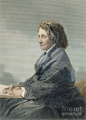 Harriet Beecher Stowe Poster by Granger