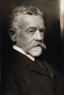 Henry Cabot Lodge 1850-1924 Republican Poster by Everett