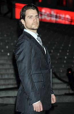 Henry Cavill At Arrivals For Vanity Poster by Everett