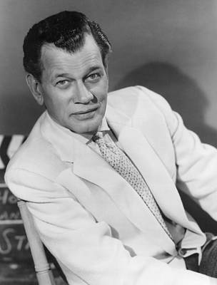 Hollywood And The Stars, Joseph Cotten Poster