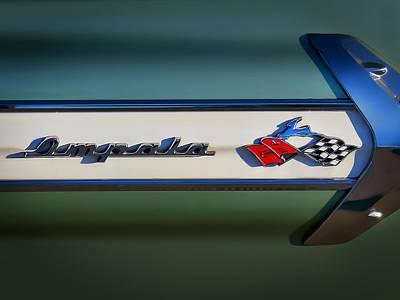 Impala Brightwork Poster by Douglas Pittman
