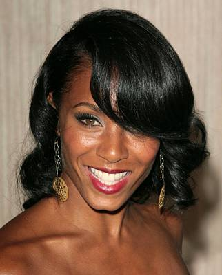 Jada Pinkett Smith At Arrivals For The Poster