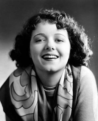 Janet Gaynor, 1929 Poster by Everett