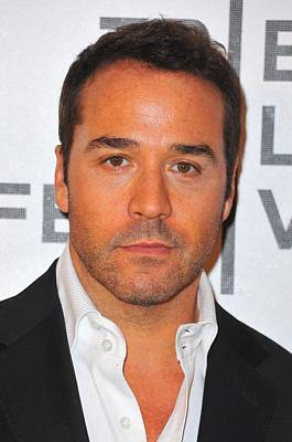 Jeremy Piven At Arrivals For Angels Poster by Everett