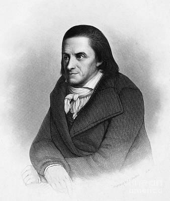 Johann Pestalozzi Poster by Granger