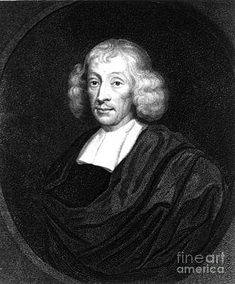 John Ray, Father Of English Natural Poster by Science Source