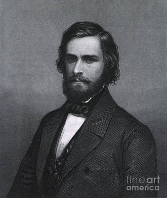Joseph Leidy, Father Of American Poster by Science Source