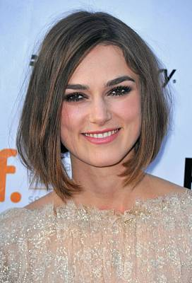 Keira Knightley At Arrivals For A Poster