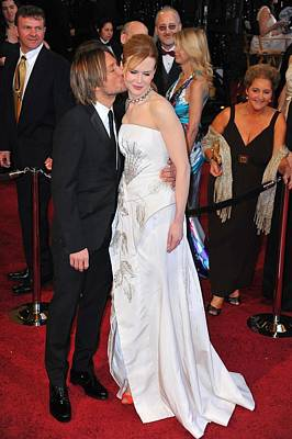 Keith Urban, Nicole Kidman At Arrivals Poster