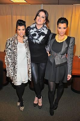 Kourtney Kardashian, Khloe Kardashian Poster