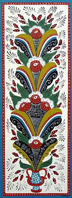 Kurbits Poster