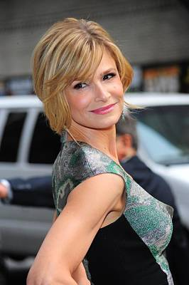 Kyra Sedgwick Wearing An Antonio Poster by Everett