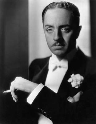 Ladies Man, William Powell, 1931 Poster by Everett