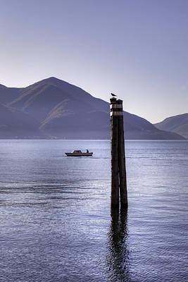 Lake Maggiore Poster
