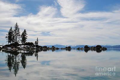 Lake Tahoe Nevada Poster