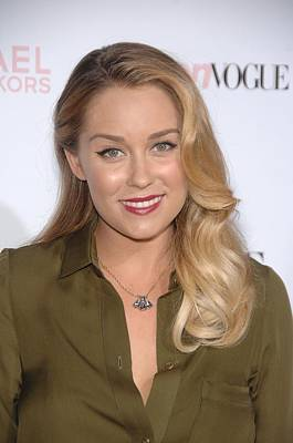 Lauren Conrad At Arrivals For Teen Poster by Everett