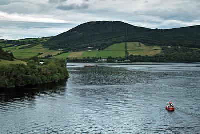 Loch Ness Poster by Steve Watson