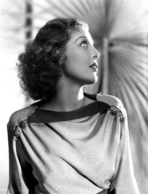 Loretta Young, 1930s Poster
