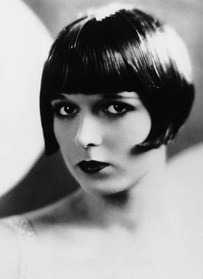 Louise Brooks, Ca. Late 1920s Poster