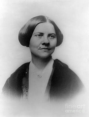 Lucy Stone, American Abolitionist Poster