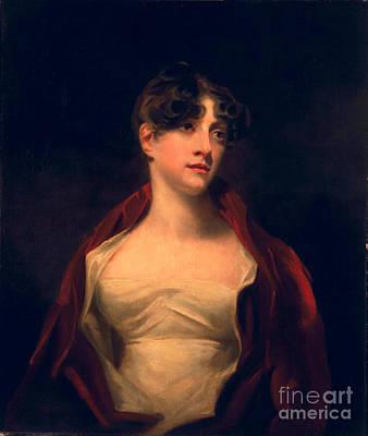 Margaret Moncrieff Poster by Sir Henry Raeburn