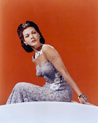 Maria Montez, Ca. Mid-1940s Poster by Everett