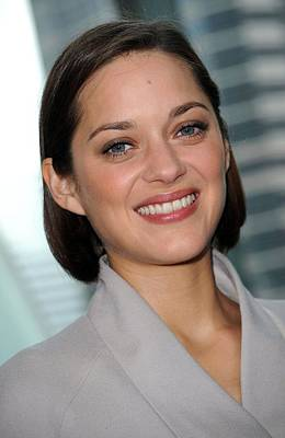 Marion Cotillard At Arrivals For Bike Poster