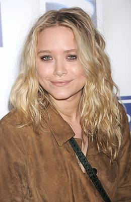 Mary-kate Olsen At Arrivals Poster by Everett