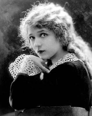 Mary Pickford, Ca. 1918 Poster by Everett