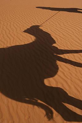 Merzouga, Morocco Poster by Axiom Photographic