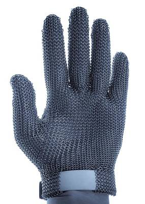 Metal Mesh Glove Poster by Cristina Pedrazzini