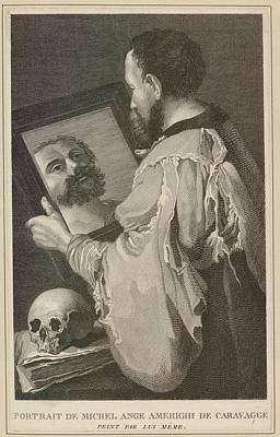 Michelangelo Caravaggio 1871-1610 Poster by Everett