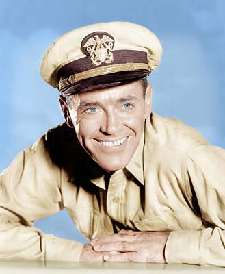 Mister Roberts, Henry Fonda, 1955 Poster by Everett