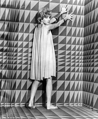 Modesty Blaise, Monica Vitti, 1966 Poster