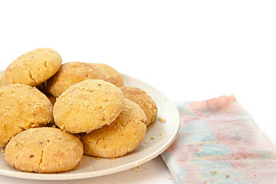 Moroccan Biscuits Poster