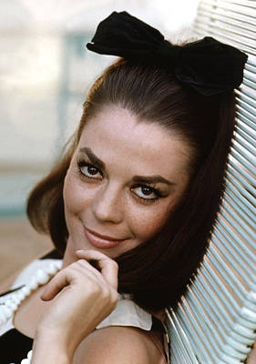Natalie Wood, 1960s Poster by Everett